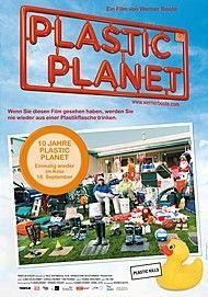 """Filmplakat für """"PLASTIC PLANET - 10 JAHRE"""""""