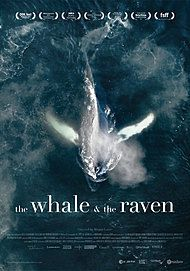 "Filmplakat für ""THE WHALE AND THE RAVEN"""