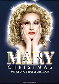"Movie poster for ""MARY CHRISTMAS"""