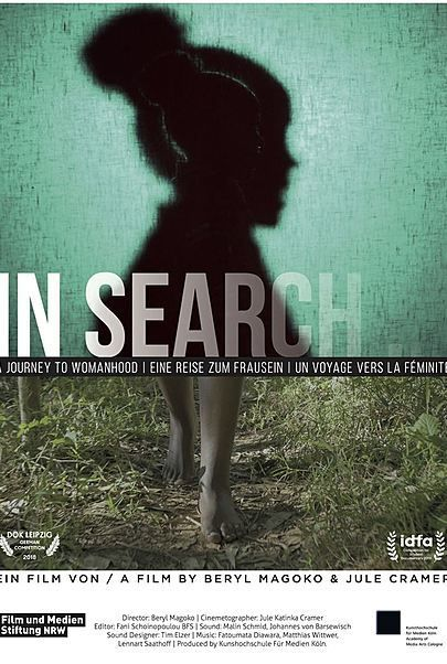 "Movie poster for ""IN SEARCH..."""