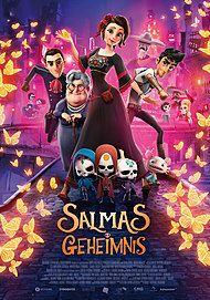 "Filmplakat für ""SALMAS GEHEIMNIS"""