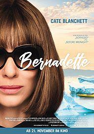 """Filmplakat für """"BERNADETTE"""""""