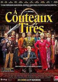 """Affiche du film """"A COUTEAUX TIRES"""""""