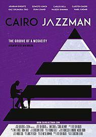 """Filmplakat für """"CAIRO JAZZMAN"""""""