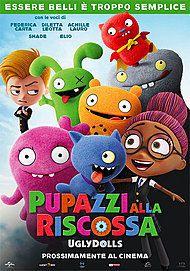 """Movie poster for """"PUPAZZI ALLA RISCOSSA"""""""