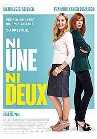 """Affiche du film """"NI UNE NI DEUX"""""""