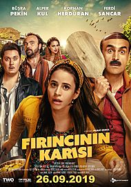 "Movie poster for ""FIRINCININ KARISI"""