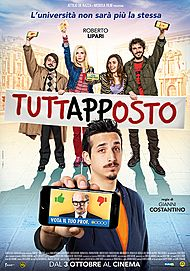 "Movie poster for ""TUTTAPPOSTO"""