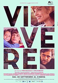 "Movie poster for ""VIVERE (2019)"""