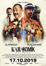 """Movie poster for """"KARAKOMIK FILMLER"""""""