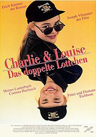"Movie poster for ""Charlie & Louise - Das doppelte Lottchen """