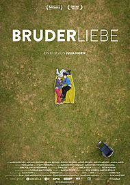 "Movie poster for ""BRUDERLIEBE"""