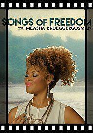 "Filmplakat für ""SONGS OF FREEDOM"""