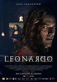 "Movie poster for ""I, LEONARDO"""