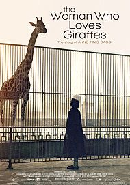 """Movie poster for """"THE WOMAN WHO LOVES GIRAFFES """""""