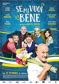 "Movie poster for ""SI MI VUOI BENE"""