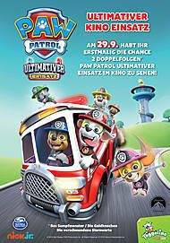 """Movie poster for """"PAW PATROL"""""""