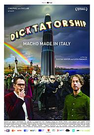 """Movie poster for """"DICKTATORSHIP - FALLO E BASTA!"""""""