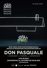 "Filmplakat für ""DON PASQUALE (ROYAL OPERA HOUSE 2019/20)"""