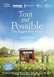 "Movie poster for ""THE BIGGEST LITTLE FARM"""