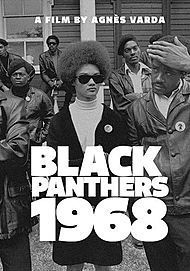 """Movie poster for """"BLACK PANTHERS"""""""