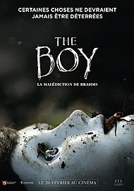 """Movie poster for """"BRAHMS: THE BOY II"""""""