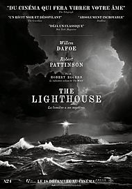 """Movie poster for """"THE LIGHTHOUSE"""""""
