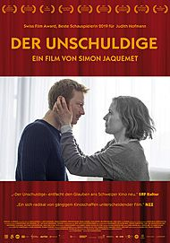 "Movie poster for ""DER UNSCHULDIGE"""
