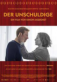 """Filmplakat für """"DER UNSCHULDIGE"""""""