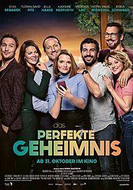 """Movie poster for """"Das perfekte Geheimnis"""""""