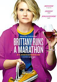 """Filmplakat für """"BRITTANY RUNS A MARATHON"""""""