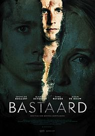"""Movie poster for """"BASTAARD"""""""