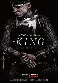 """Filmplakat für """"THE KING"""""""