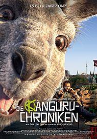 """Filmplakat für """"DIE KÄNGURU-CHRONIKEN"""""""