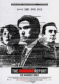 "Movie poster for ""THE REPORT"""