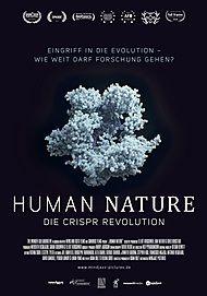 """Filmplakat für """"HUMAN NATURE: DIE CRISPR REVOLUTION"""""""