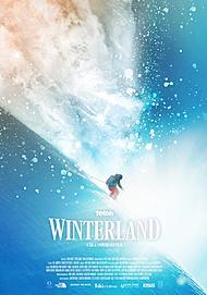 """Movie poster for """"WINTERLAND"""""""