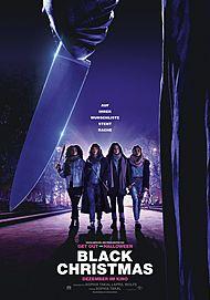 """Filmplakat für """"BLACK CHRISTMAS"""""""
