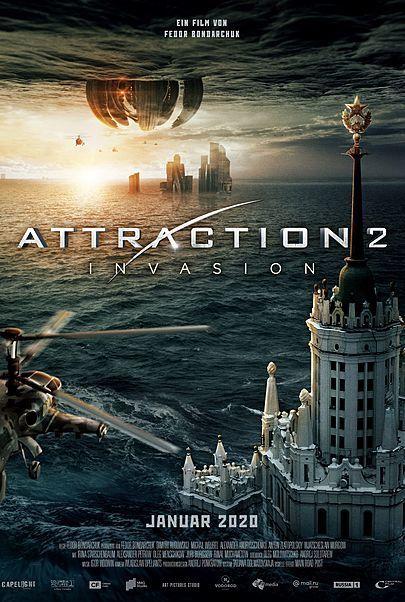 """Filmplakat für """"ATTRACTION 2: INVASION"""""""