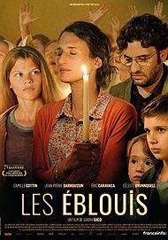 """Affiche du film """"LES EBLOUIS"""""""