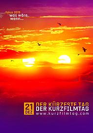 "Movie poster for ""DER KURZFILMTAG 2019"""