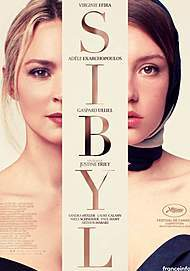 """Movie poster for """"SIBYL"""""""