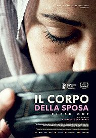 "Movie poster for ""IL CORPO DELLA SPOSA - FLESH OUT"""