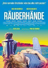 """Movie poster for """"RÄUBERHÄNDE"""""""