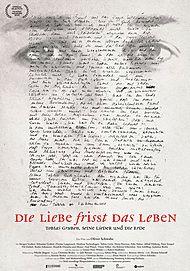 """Filmplakat für """"DIE LIEBE FRISST DAS LEBEN"""""""