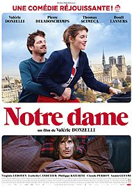 """Movie poster for """"NOTRE DAME"""""""