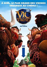 "Movie poster for ""VIC THE VIKING AND THE MAGIC SWORD"""