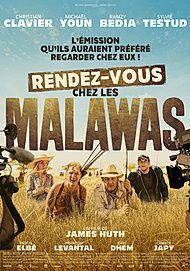 """Movie poster for """"RENDEZ-VOUS CHEZ LES MALAWAS"""""""
