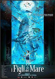 """Movie poster for """"I FIGLI DEL MARE"""""""
