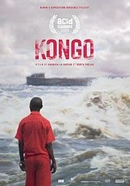 """Movie poster for """"KONGO"""""""